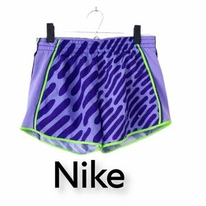 Nike Dri-Fit lined athletic shorts